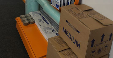 vulcan services packing essentials